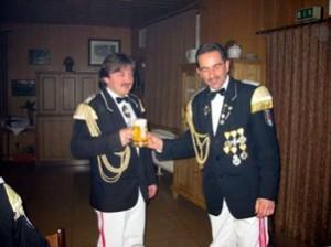 25 Jahre aktiver SZ - Frank Skiba