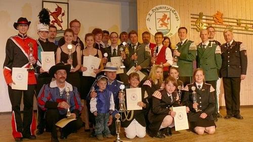 Bezirkswettstreit 2009 in Knesebeck