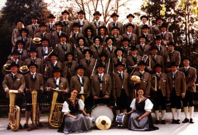 Musikverein St. Margarethen / Raab 1985