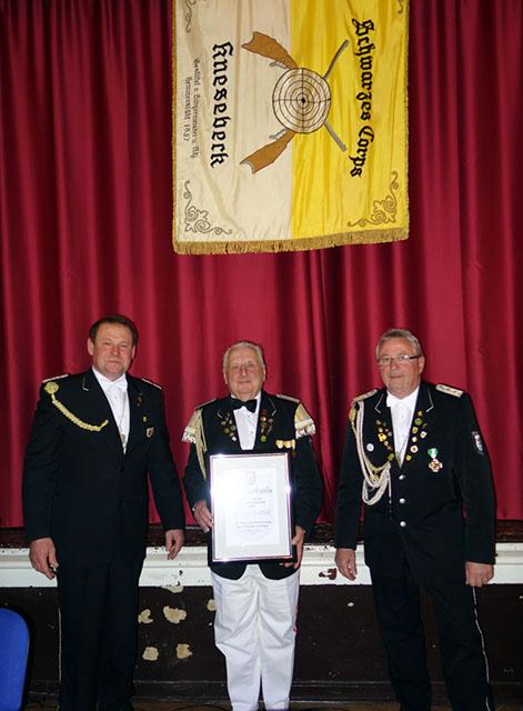 60 Jahre Schwarzes Korps Knesebeck