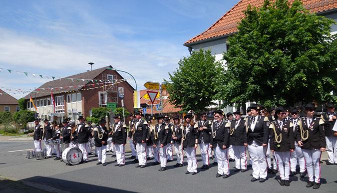 Knesebecker Schützenfest 2017