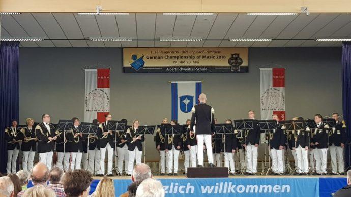 Deutsche Meisterschaft 20.05.2018