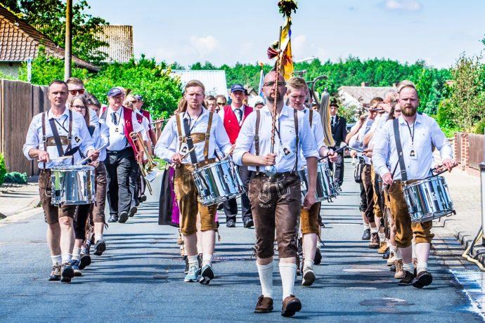 Knesebecker Schützenfest 15. - 17.06.2019